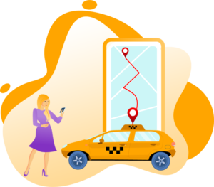 How do people make money from Taxi Booking Apps like Uber Clone?