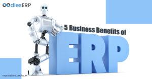 Key Benefits of ERP System | ERP Development Company