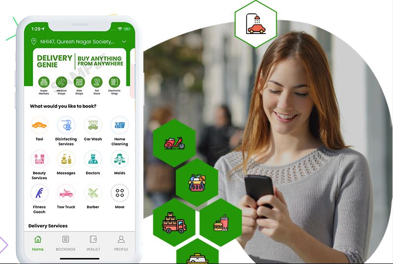 Know What Makes Gojek Clone App One Stop Solution For Your Business