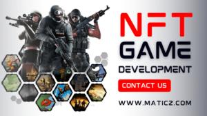 NFT Game Development Company | NFT Gaming Platform Development Services