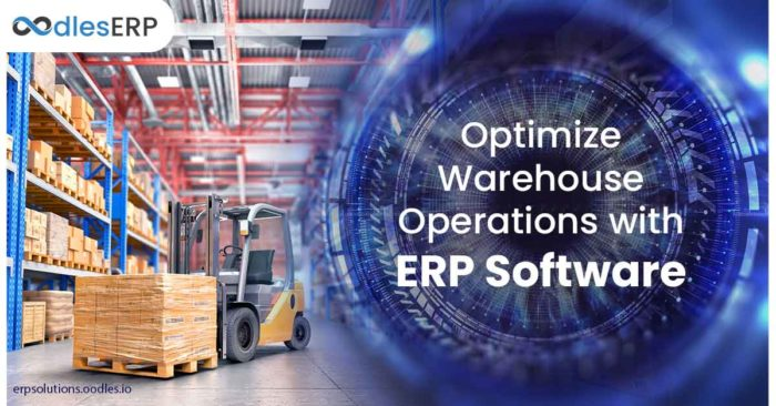 Optimize Warehouse Operations with ERP Software Solution