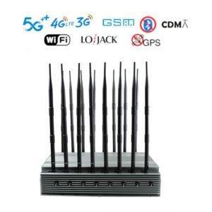 https://www.perfectjammer.com/12-antennas-desktop-high-power-3g-4g-5g-jammer.html  New powerful  ...