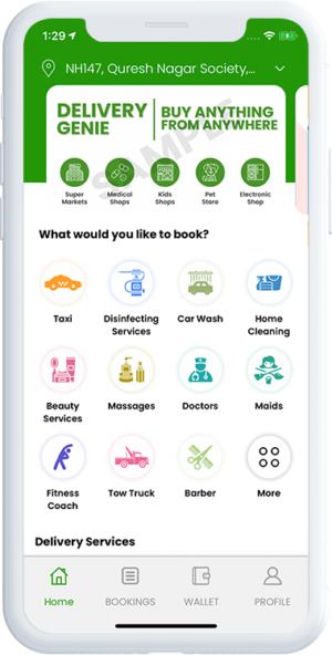Revamp You Multi-service Business With Newly Featured Gojek Clone App