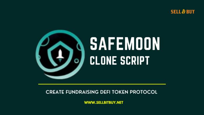 SafeMoon Clone Script | SafeMoon Clone | Create DeFi Protocol like SafeMoon Token