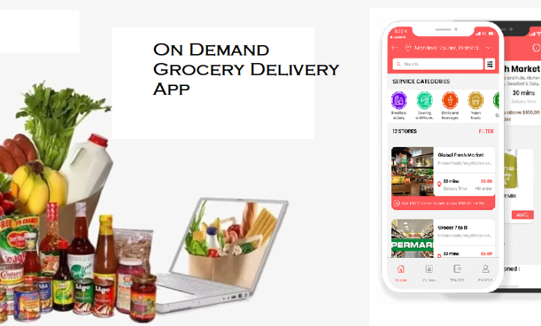 Start your Grocery Delivery business with our Instacart clone apps in 2021