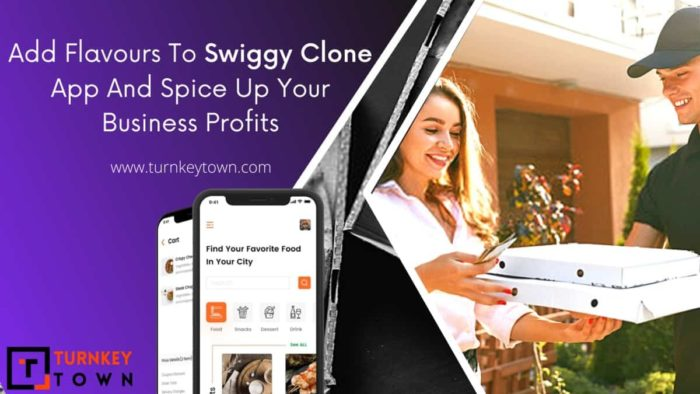Add Flavours To Swiggy Clone App And Spice Up Your Business Profits