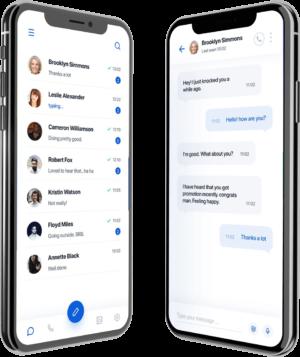 Telegram Clone | White Label Telegram Like App Development  The concept of instant messaging cam ...