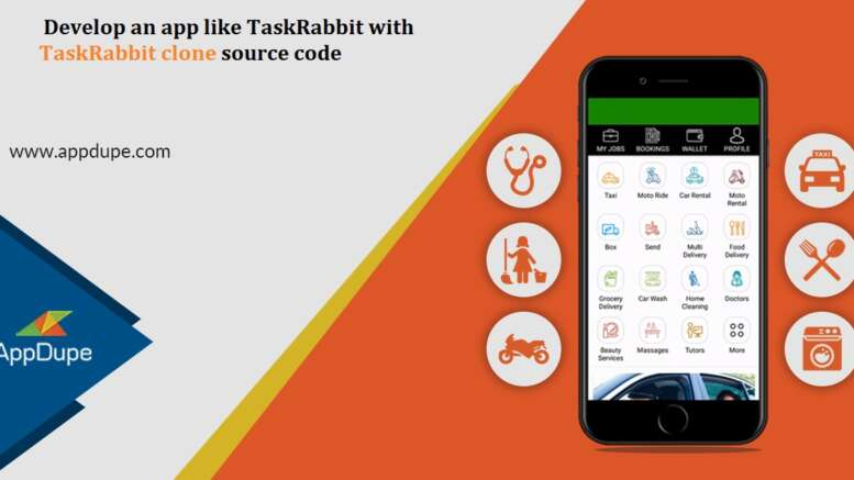 The TaskRabbit Clone app bridges the gap between several thousand service providers as a plumber ...