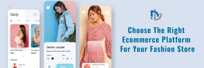 5 Tips To Choose The Right Ecommerce Platform For Your Fashion Store? – Nectarbits