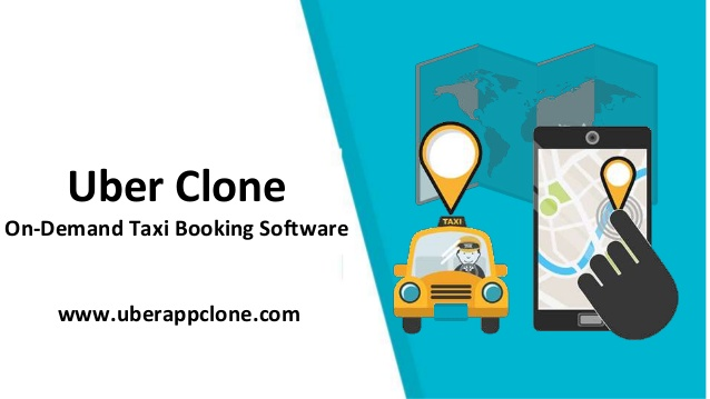 Uber Clone – On Demand Taxi Booking Software