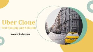 Uber Clone Taxi Booking App Solution