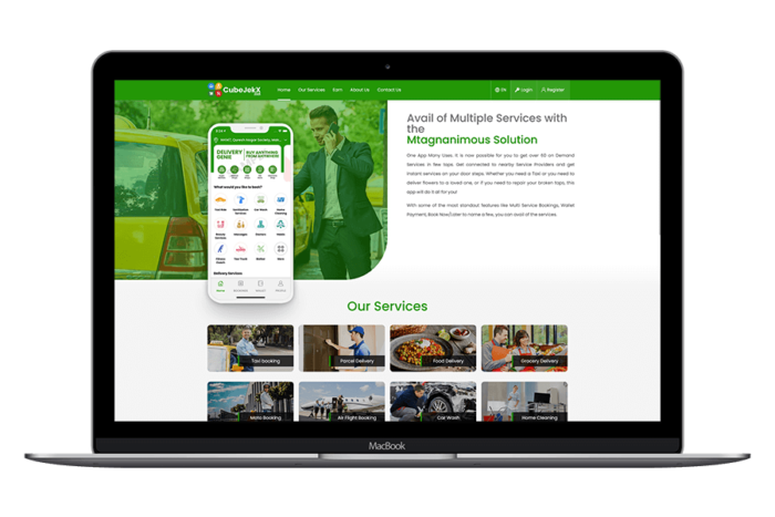 V3cube Gojek Clone Nulled – Rule The On-demand World With Super App