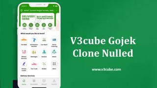 V3cube Gojek Clone Nulled