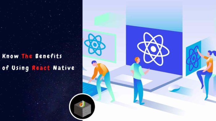 Know All the Benefits of Using #ReactNative for developing #MobileApps 🔥     ☑ It Allows you to  ...