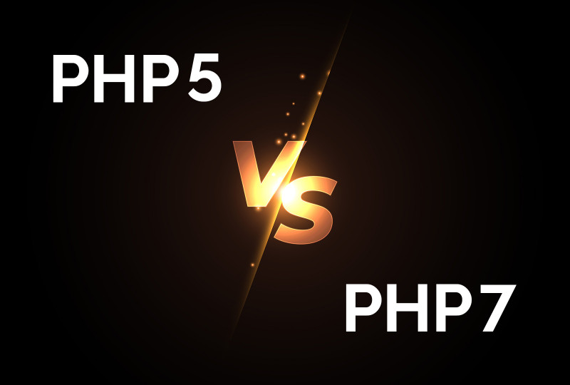 What are the major difference between PHP 5 and PHP 7?   Aileensoul