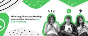WhatsApp clone app development involves the usage of the right tech stacks to build the right fe ...