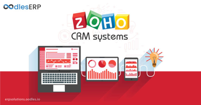 Why choose Zoho CRM For Small Businesses Above All