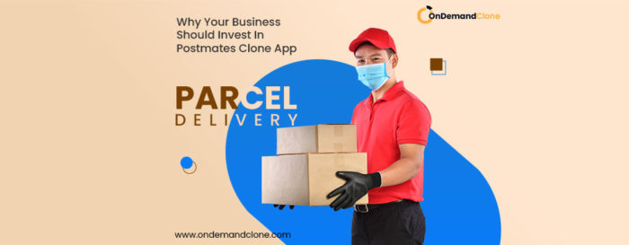 How Postmates Clone App Can Help Boost Your Profits In COVID times?