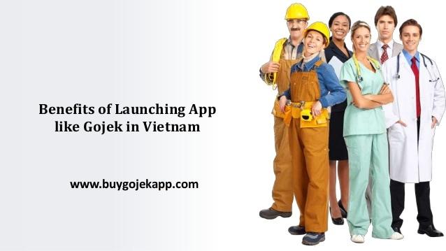 Benefits of Launching App like Gojek in Vietnam