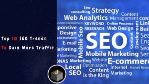 🚀10 Best #SEOTrends2021 to gain more traffic on your website 🔥     Here are top best #SEO trends ...