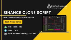 Build your own Crypto Exchange App like Binance – Osiz Technologies