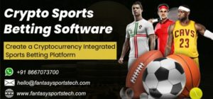 Crypto Sports Betting Software Development Company helps to create a Cryptocurrency Integrated S ...