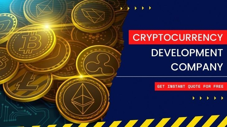 Cryptocurrency Development Company   Crypto Coin Development Services
