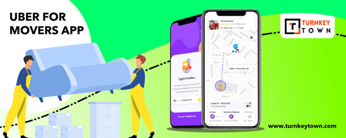 Ensure The Timely Transport Of Goods With An On-demand Movers App So, it's a good time for entre ...