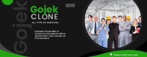 Expand Your Multi Services Business With Super App Like Gojek in Philippines