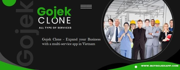 Expand your Business like Gojek in Vietnam