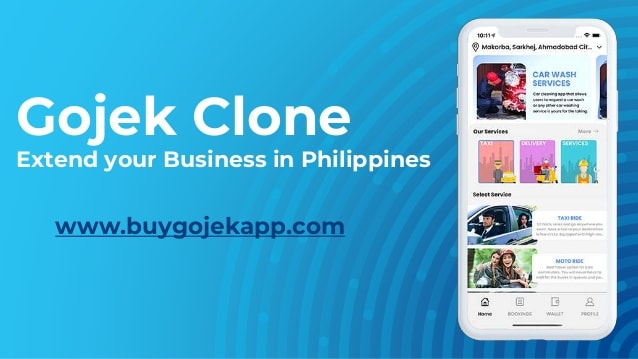 Extend your Business with Gojek Clone in Philippines