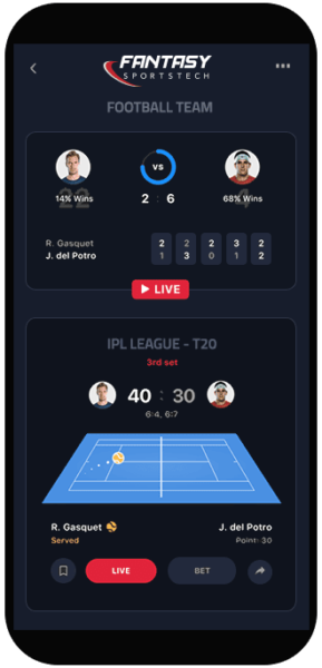 Cryptocurrency Integration Sports Betting Software Development Company  Fantasy Sports Tech is o ...