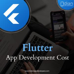 Flutter App Development Cost in 2021 [Breakdown]