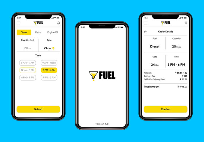 Fuel Delivery App Development: Lessons for Generating Online Revenue  Fuel delivery app developm ...