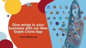 Give wings to your business with our New Gojek Clone App