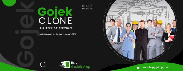 Gojek Clone App – Make Millions By Investing In On-Demand Multi-Service App