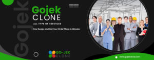 Gojek Clone – Few Swaps and Get Your Order Place In Minutes