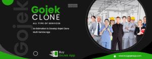 Gojek Clone – Get Estimation Of Cost & Launching On-Demandd Multi-service App