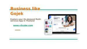 Gojek Clone Thailand: Empower Your Transport & Rental Business