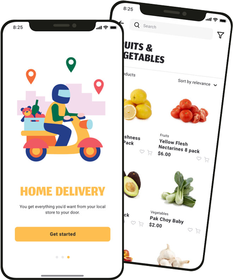 Effectuate Your Grocery Business To Yield More Profits With Grofers Like App Development  Today' ...