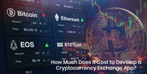Are you looking for a cryptocurrency app development company? Here is an estimate of the cost wi ...