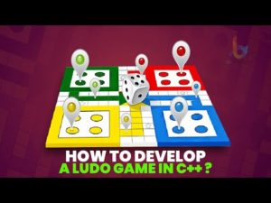 How to Develop Ludo Game in C++ – YouTube