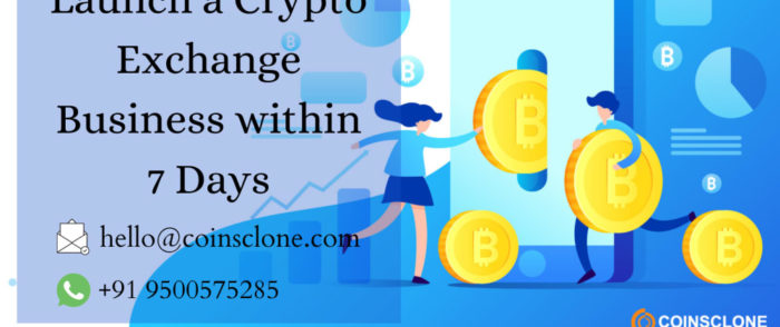 How to launch a crypto exchange platform with the cryptocurrency exchange script?