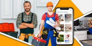 How to Launch An On-demand Handyman Services App? (Benefits + Features)