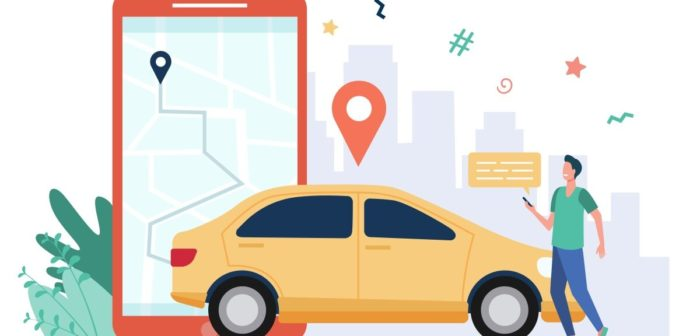 How to launch an on-demand taxi app in Brazil?