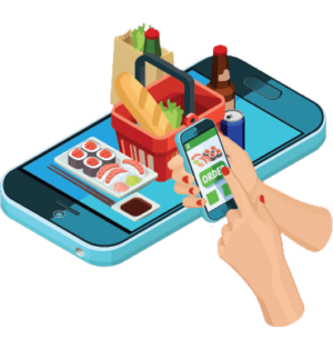 Digitize your Grocery Delivery Business with Instacart Clone App