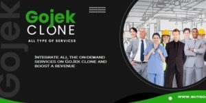 Integrate all the on-demand services on GoJek clone and boost a revenue