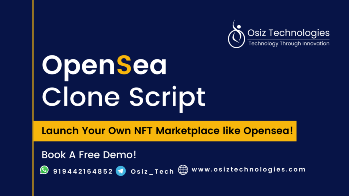 How to build an NFT platform with OpenSea script?