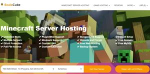 ScalaCube REVIEWS AND EXPERT OPINION Best Game server VPS hosting for Minecraft, Hytale, Ark and ...