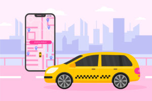 Establish a ride-sharing business with a similar app like Uber